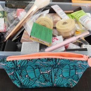 Ipsy July Beauty Makeup Mystery Sample Bag